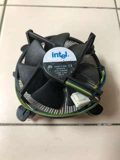 Intel cooling fan