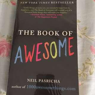 The Book of Awesome (Neil Pasricha)