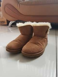 Genuine Ankle UGG boots