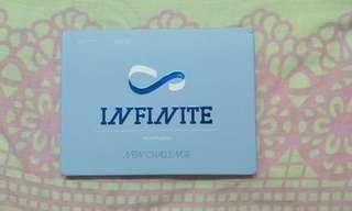 Infinite 4th Mini Album - Man In Love