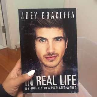 Joey Graceffa Book