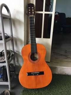 Small Guitar Fina brand (Almost free)