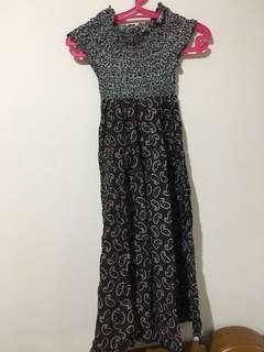 (Preloved batik dress)
