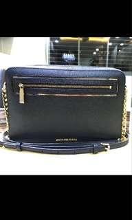 MK Sling Bag Black