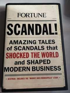 🚚 Scandal!