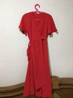 Et cetera dress ikat