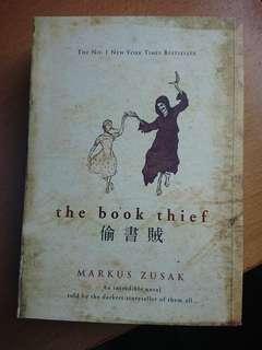 偷書賊 Book