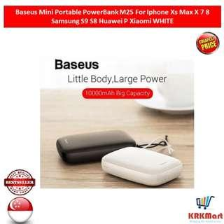 Baseus Power Bank 10000Mah M25