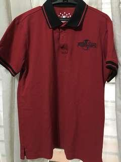 Universal Studios SG Red Polo Shirt