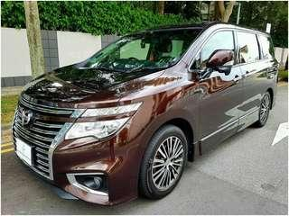 Nissan Elgrand 2.5 Auto Highway Star