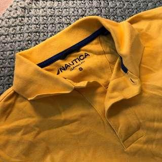 Yellow Poloshirt