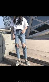 🚚 韓國牛仔褲