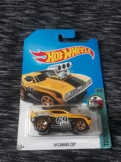 Hotwheels Camaro