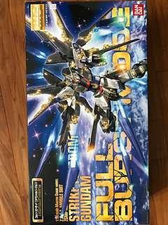 MG Strike Freedom Gundam full burst