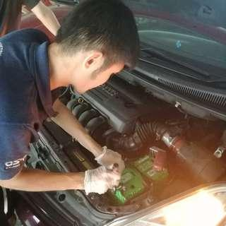 *ONSITE* CAR BATTERY REPLACEMENT - CHANGE CAR BATTERY SERVICE