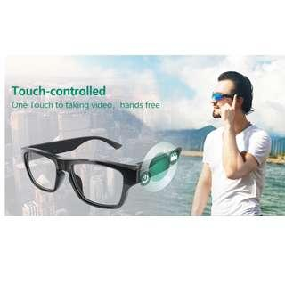 Glasses Camera HD With Extra Battery