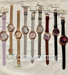 🚚 OLIVIA BURTON ALL SORTED ROSE GOLD 30MM & 38MM WATCH