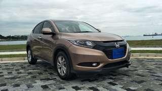 Honda Vezel rental