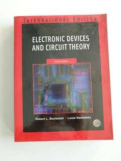 Electronic Devices and Circuit Theory (Robert L. Boylestad, Louis Nashelsky)