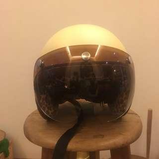 全新電單車頭盔 s size 一減再減價