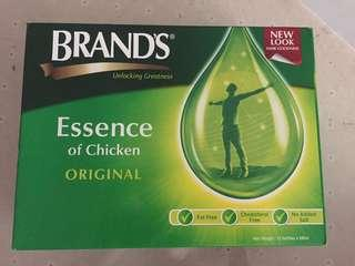 BN 12 bottles Brands Essence Of Chicken