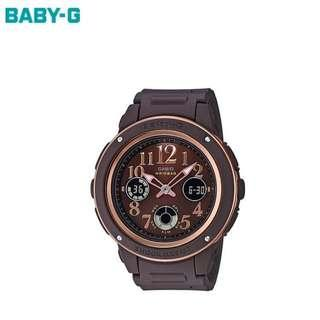 Baby G Watch in Oxblood