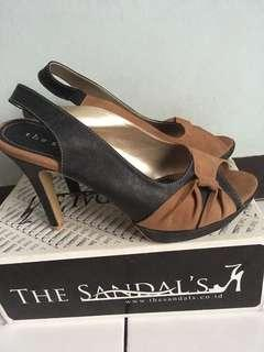 Turun Harga!! (NEW) High Heels The Sandals