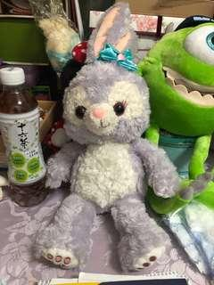 🚚 海洋迪士尼StellaLou史黛拉兔絨毛娃娃