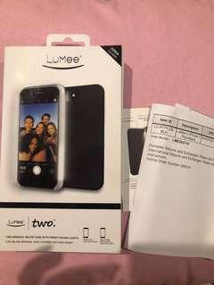 AUTHENTIC LUMEE TWO CASE