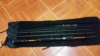 "fishing travel rod 4pcs ""Trully""?"