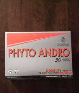 Phyto Andro for him Double strength