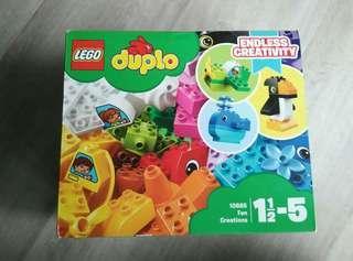 🚚 Lego Duplo 10865 Fun Creations Building Blocks