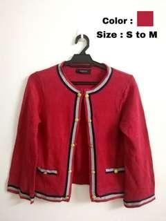 #APR10 Cardigan jacket