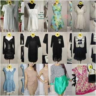 Take all 50pcs dress