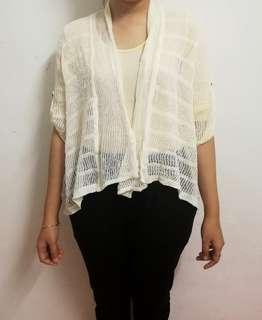 #APR10 Knitted cardigan