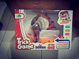 Trick Game beware of the dog