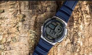 Casio Ae 1000 blue