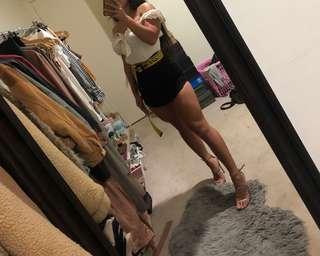 Bardot - Denim skirt