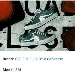 Converse Golf Le Fleur Footwear Carousell Malaysia