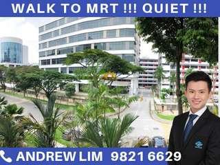 USE FULL CPF, QUIET FACING !!! WALK TO MRT !!!