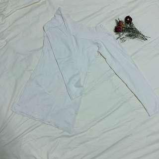 Beige Long Sleeve Knitwear
