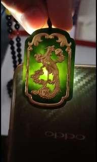 Jade Pendant One set