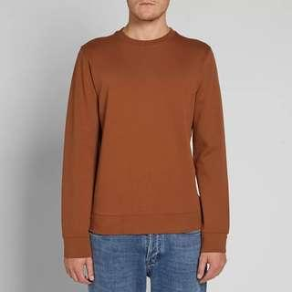 BNWT Camel Brown Cotton On Sweatshirt