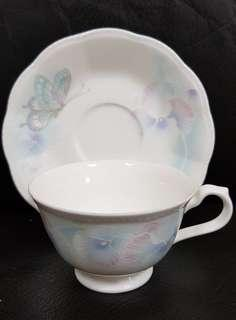 Noritake Bone China Cup & Saucer