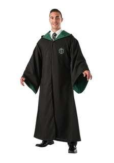 Costume Rental: Authentic Slytherin Robes & Scarf Harry Potter