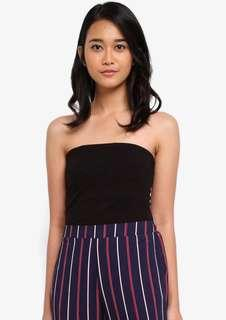 Supre Black Tube Top