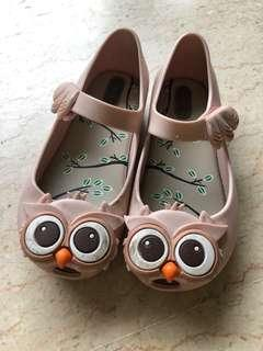 Mini Melissa Shoes Owl