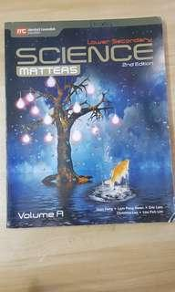 Science Matters 2nd Edition