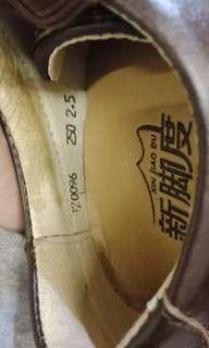 🚚 皮鞋(10公分大增高)