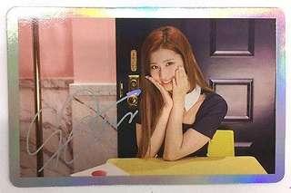 Sana photcard